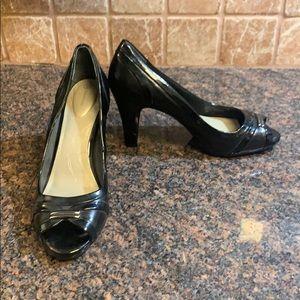 Gianni Bernini black heels